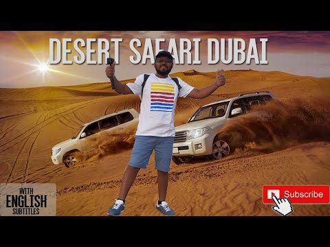 Desert Safari Dubai [ENG SUB] Belly Dance | Fire show | Tanura show | BBQ Dinner