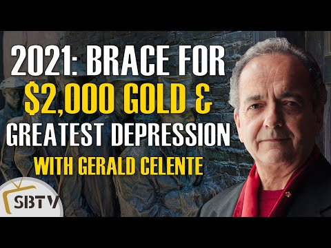 Gerald Celente - $2000 Gold Coming And Brace For The Greatest Depression Ever Seen By Early 2021