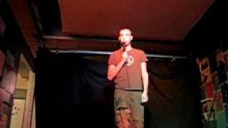 Simon mclongcock stand-up dk @ zonen hjørring part 3.AVI