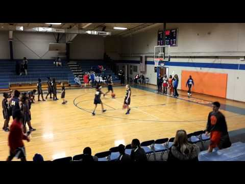 Olive Branch Middle School Basketball