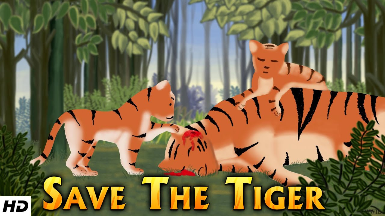 SAVE THE TIGER - Best Animated Short Film | Must Watch - YouTube