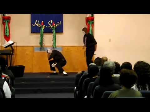 Louder Than Words Mime Ministry-