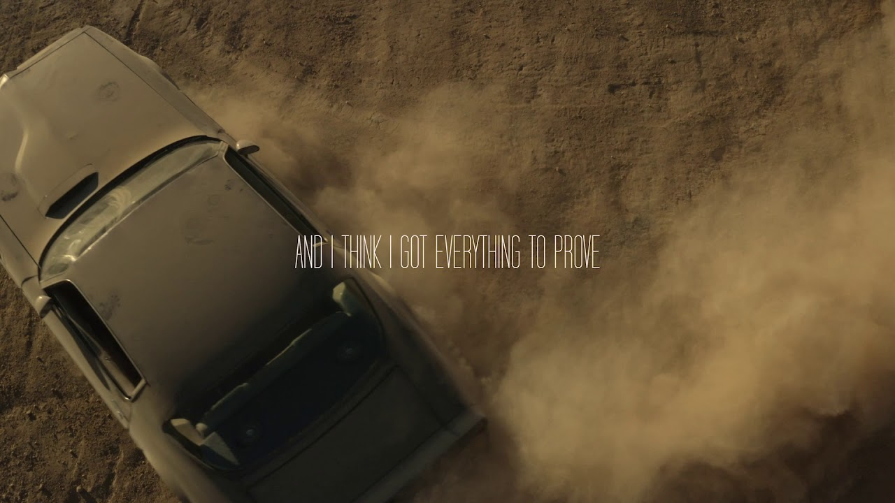 The Lone Bellow - Count On Me (Lyric Video)