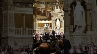 Andrea Bocelli - Il Grande Mistero - Budapest - Gounod - Ave Maria & P. Mascagni - Sancta Maria