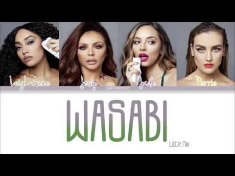 Little Mix - Wasabi (Color Coded Lyrics)