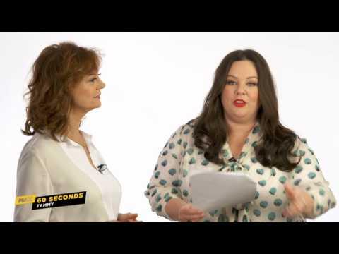 MAX 60 Seconds with Tammy's Susan Sarandon (Cinemax)