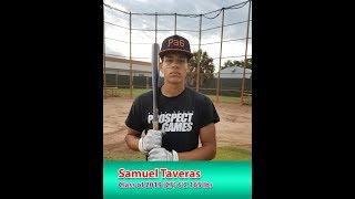 Tamarac (FL) - Samuel Taveras Baseball Highlights