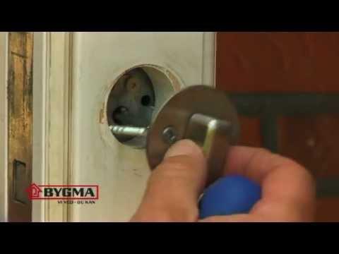 Ekstra Udskiftning af nøglecylinder - YouTube RN81