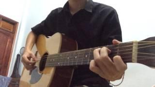 Mùa yêu cũ - Trung Quân Idol - Solo guitar