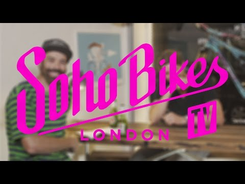Soho Bikes TV: Episode 02  - Warner and Minnaar