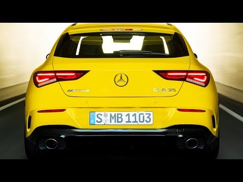 mercedes-amg-cla-35-4matic-shooting-brake-(2020)-|-sporty-family-wagon!-|-sound,-design-&-interior