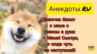 Смешные Анекдоты для настроения Отличная подборка веселых Анекдотов Юмор Шутки Смех Позитив