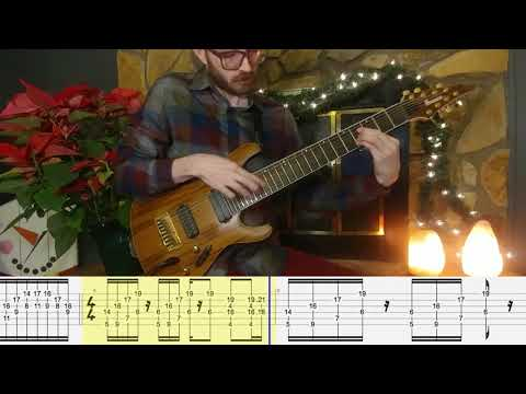 Melodic Phrasing with 8 fingers by Josh Martin