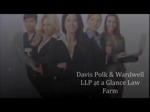 Law Firms (Davis Polk & Wardwell LLP  Law Firms 5)