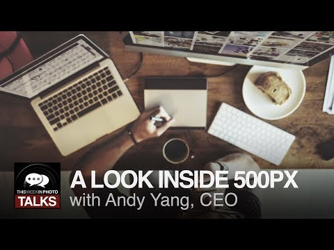 A Look Inside 500px - TWiP TALKS