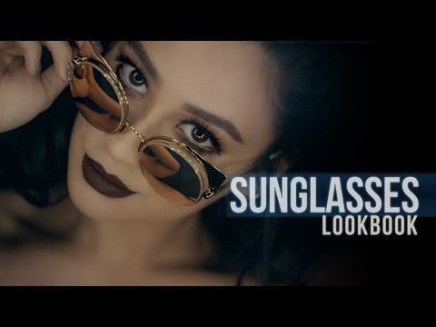 Sunglasses Collection | Winter Lookbook 2016 - 2017