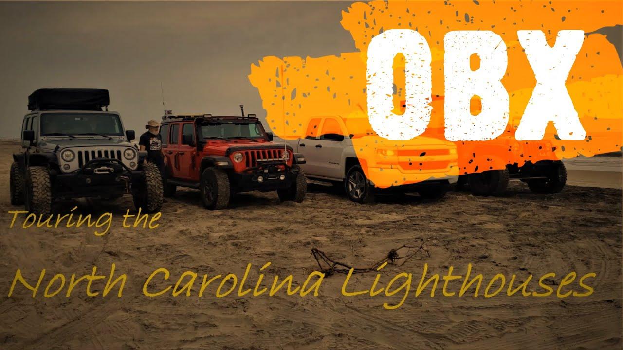 North Carolina OBX Lighthouse Tour