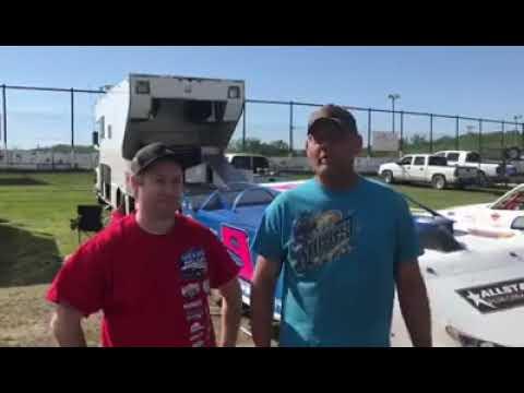 April 27, 2019, Caney Valley Speedway, Caney, KS