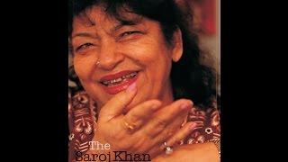 THE SAROJ KHAN STORY