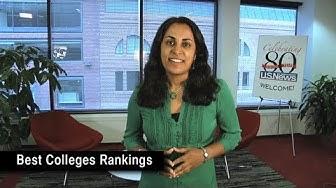 2014 U.S. News Best Colleges Rankings