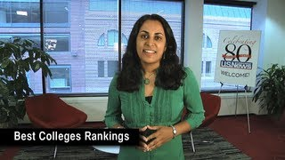2014 U.S. News Best Colleges Rankings