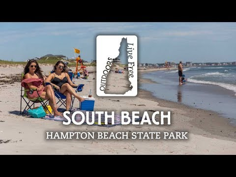 Hampton Beach State Park (South Beach): Live Free Outdoors