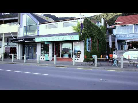 Immigration NZ - Eastbourne, New Zealand - Migrant Story