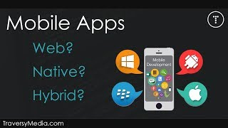 Mobile Apps - Web vs. Native vs. Hybrid