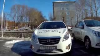 Ravon R2. Тест-драйв у официального дилера в Омске RAVON на Кордном.