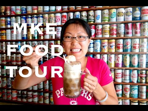 MILWAUKEE FOOD TOUR | Things to Do in Milwaukee Wisconsin
