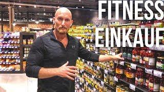 Vollständiger Fitness Einkauf bei EDEKA - Teil 2