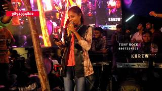 Yelandha Pazham - Song By Keerthi With Tony Rock Music Live @ Ranipet