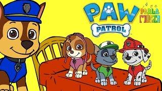 🌟 CINCO PERRITOS 🌟 Con los bebes perritos | Canciones Infantiles | Dibujos Animados