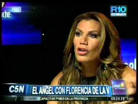 c5n---el-angel-de-la-medianoche:-entrevista-a-florencia-de-la-v