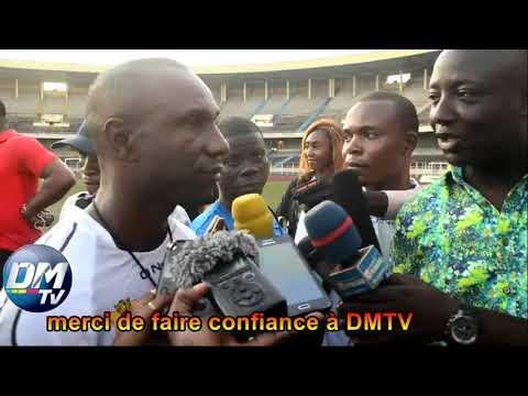 ENTRAINEMENT DES LEOPARDS avant NIGERIA vs RDC : Forfaits en cascade des joueurs professionnels