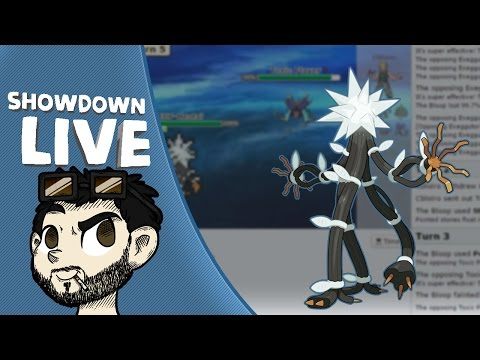 [7G OU] Pokémon Showdown Live #8: DIFFUSION PAR CABLIFER SATELLITE