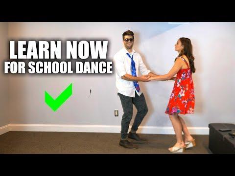 3 Easy Dance Moves – I WISH I Knew for SCHOOL DANCES