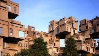 The architecture of Moshe Safdie: A man of the world
