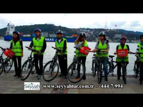 İstanbul Boğazı Bisiklet Turları