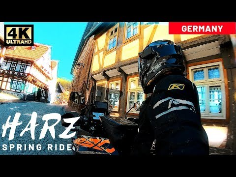 Harz // 850 km Day Ride // KTM 1290 Super Adventure S