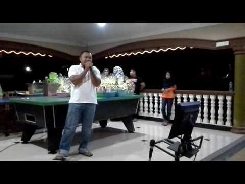 Karaoke 2016 at beach resort air papan