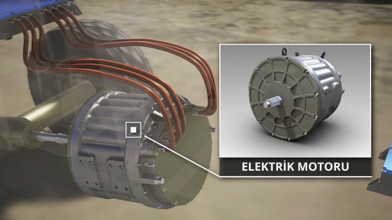 ASELSAN Elektrikli Araçlar - YouTube