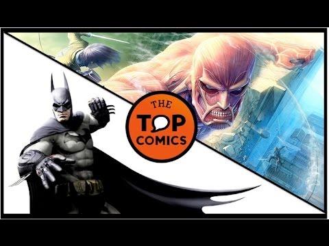 Manga vs Comic ¿Cuál es mejor?