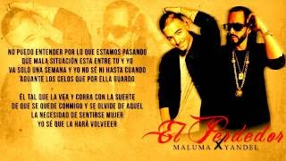 El Perdedor Remix   Maluma ft Yandel VideoLetra HD 2016bajaryoutube com