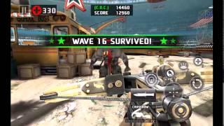 Dead Trigger 2: Tournament #15. Crossbow (vintik)