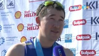 Первый Кубок Казахстана по триатлону среди любителей