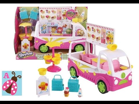 Helados Scoops Camion Truck Playset Shopkins De Ice Cream shrdCtQx