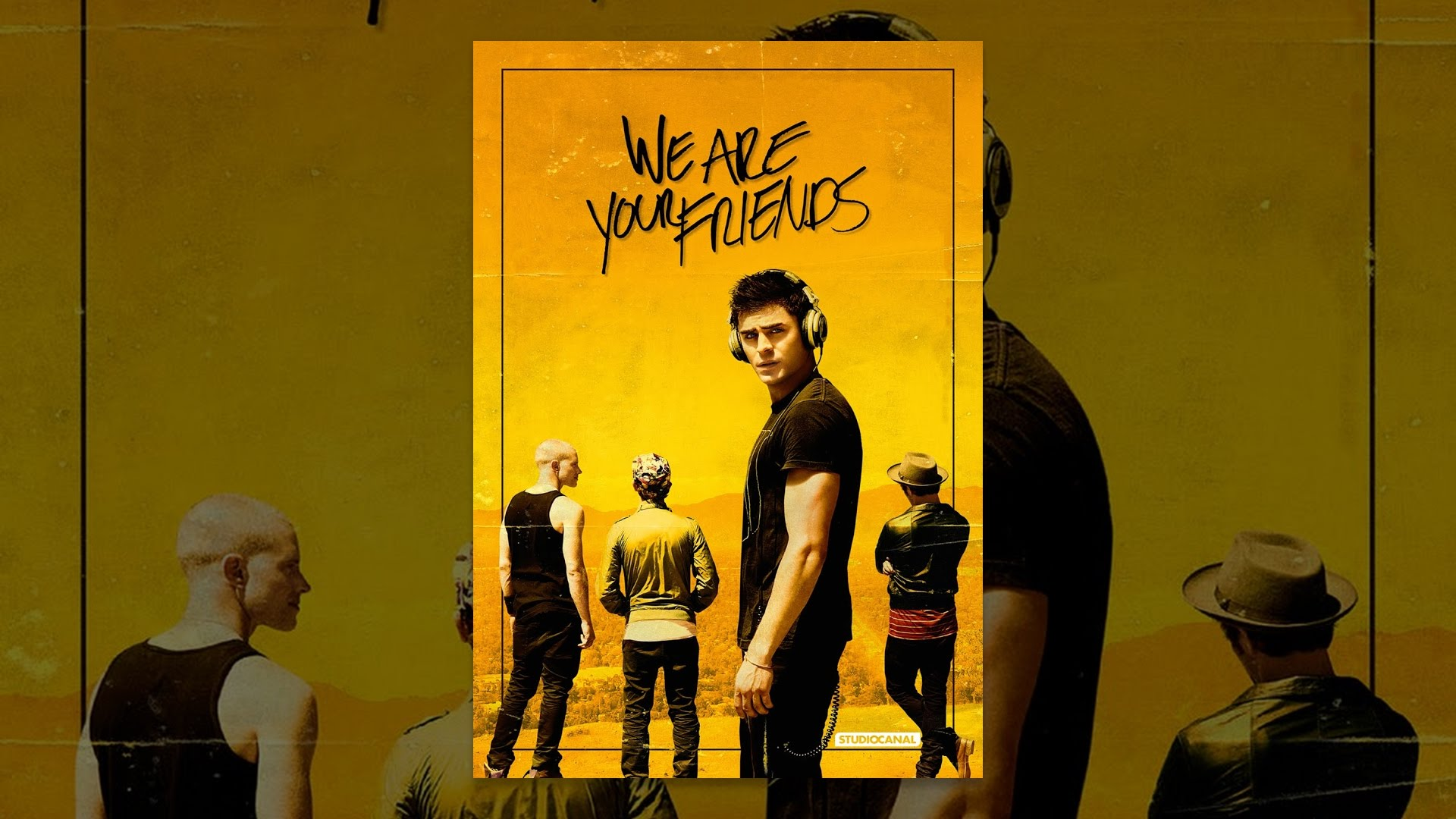 Ver We Are Your Friends (VF) en Español