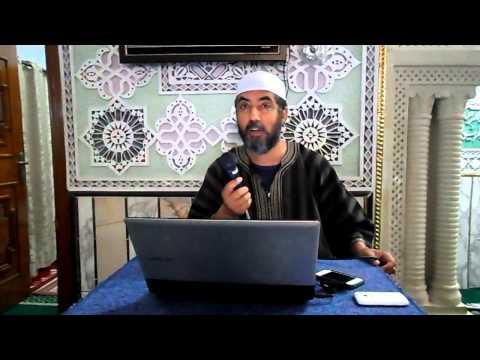 Cheikh Saïd Jaziri de la Tunisie   محاضرة بعنوان تفسير سورة (5)هود فضيلة الشيخ سعيد الجزيري تونس