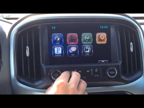 How to Play Pandora on Chevy MyLink Radio